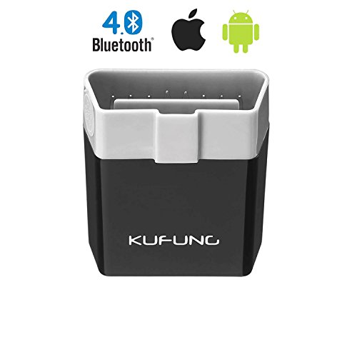 kufung bluetooth obd scanner eobd obdii diagnoseger t ios. Black Bedroom Furniture Sets. Home Design Ideas