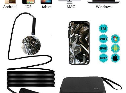 endoskopkamera android hd wifi endoskop handy boroskop mit. Black Bedroom Furniture Sets. Home Design Ideas