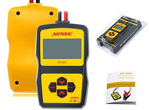 autool bt 360 auto batterie tester auto batterie system. Black Bedroom Furniture Sets. Home Design Ideas
