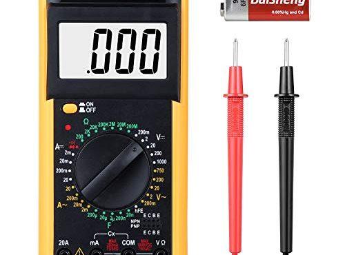 digital multimeter multimeter messger te digitales voltmeter amperemeter ohmmeter multimeter. Black Bedroom Furniture Sets. Home Design Ideas