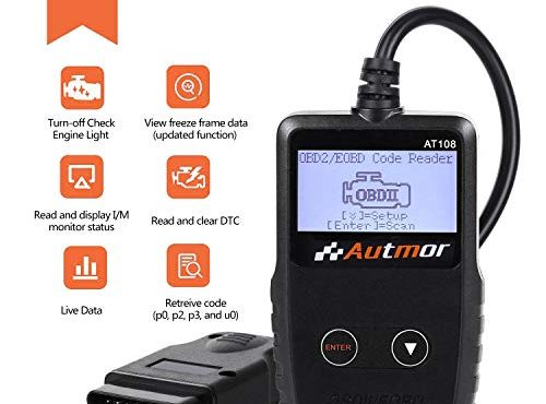 autmor obd2 auto diagnoseger t auto scanner ausleseger t. Black Bedroom Furniture Sets. Home Design Ideas